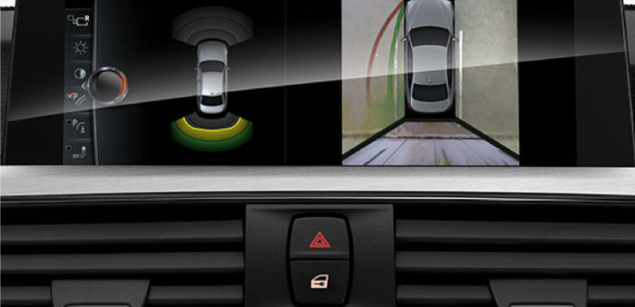 BMW 3 Series Surround View
