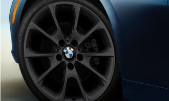 BMW 3 Series Track Handling
