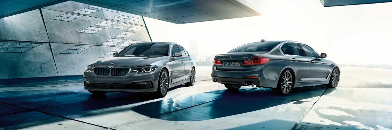 BMW 5 Series Exterior Design