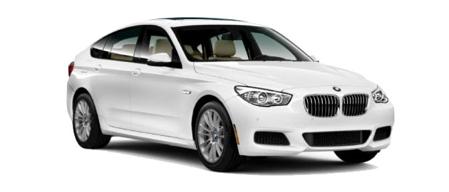 BMW 5 Series Gran Turismo Photo