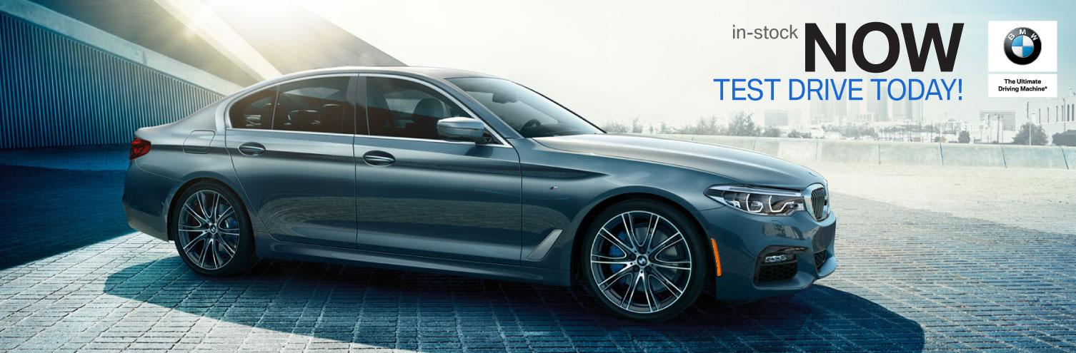 New 2017 BMW 5 Series