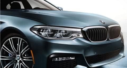 BMW 5 Series M Sport Package