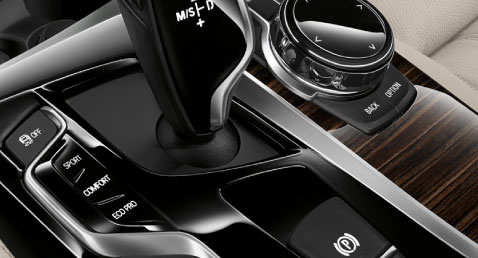 BMW 5 Series Four Driving Modes