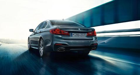 BMW 5 Series Integral Active Steering