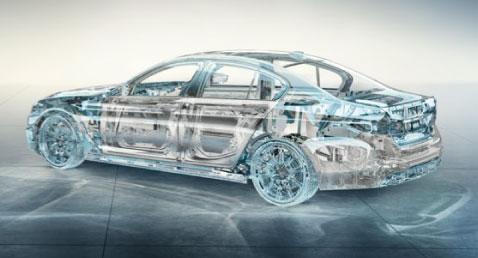 BMW 5 Series Lightweight and Lighting Fast