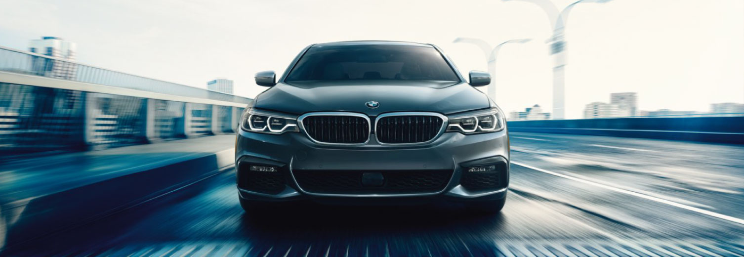 BMW 5 Series Performance and Handling