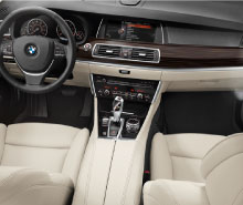 BMW 5 Series Luxury Line