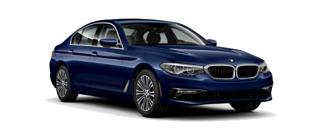 BMW 5 Series Sedan Photo