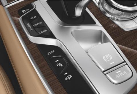 BMW 7 Series Adaptive Mode
