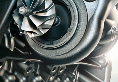BMW 7 Series Engine