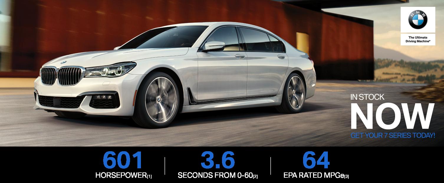 New 2018 BMW 7 Series
