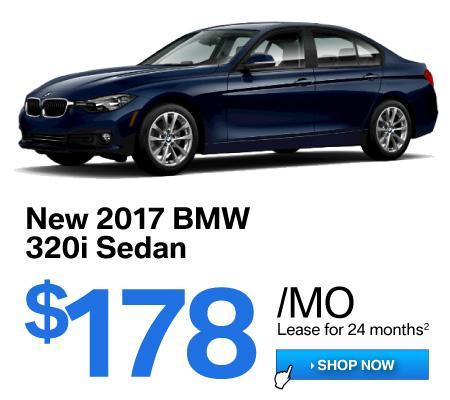 BMWSF 3 Series Offer