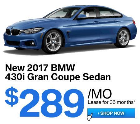 BMWSF 4 Series Offer