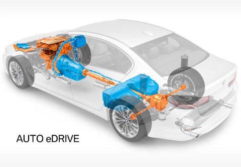 BMW 530e Auto eDrive