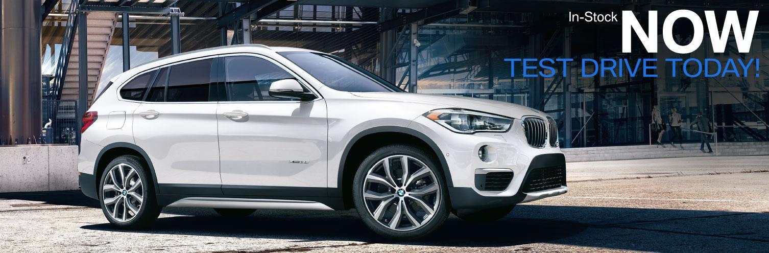 New 2017 BMW X1
