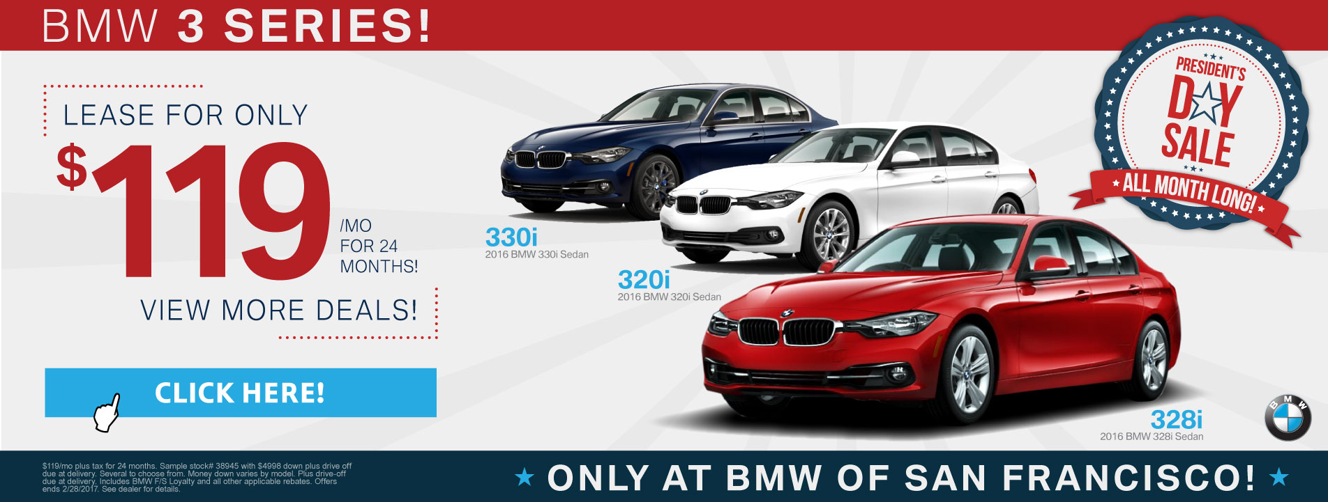 BMW 3 Series Sale