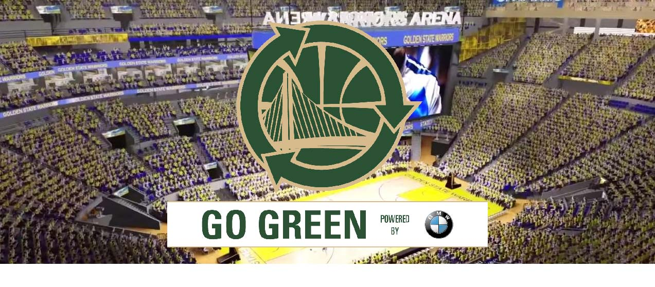 Warriors Go Green