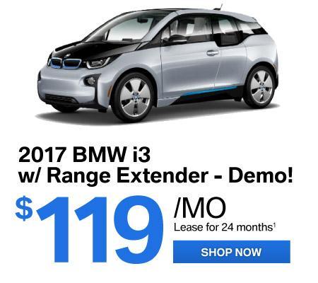 BMWSF i3 Offer
