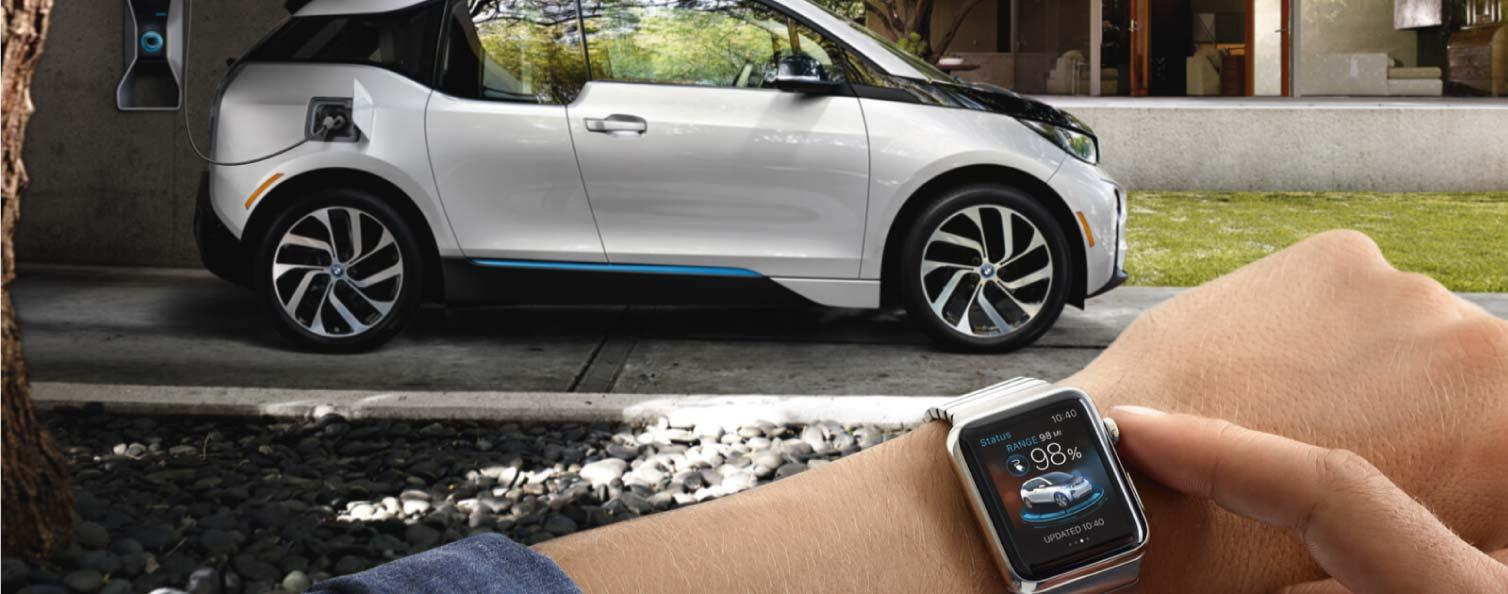Stay Connected with Your BMW i3