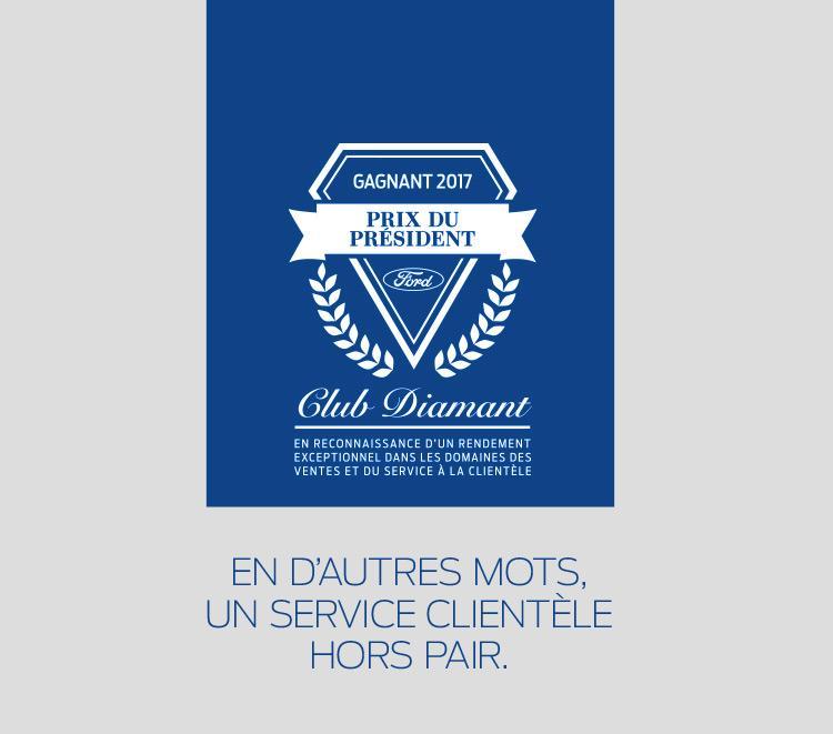 Club Diamant Automobile Villeneuve Amqui