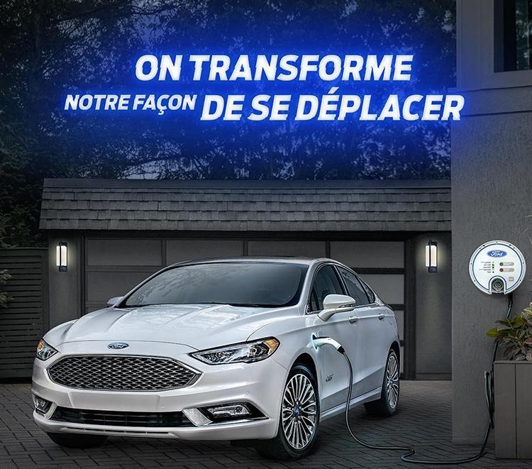 Automobile Villeneuve Amqui Electrique