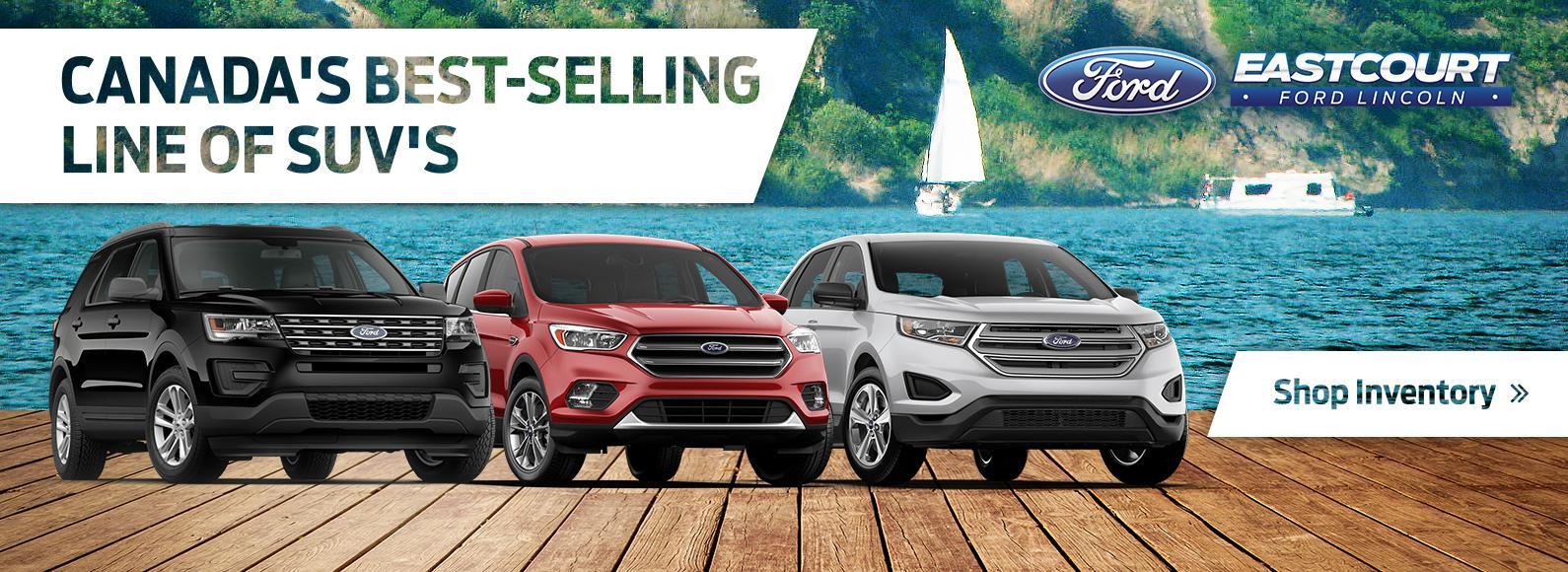 Toronto Ford Dealership