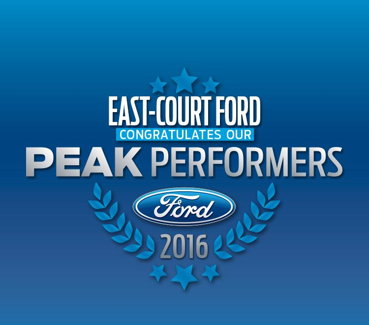 East-Court Ford - Peak Performers