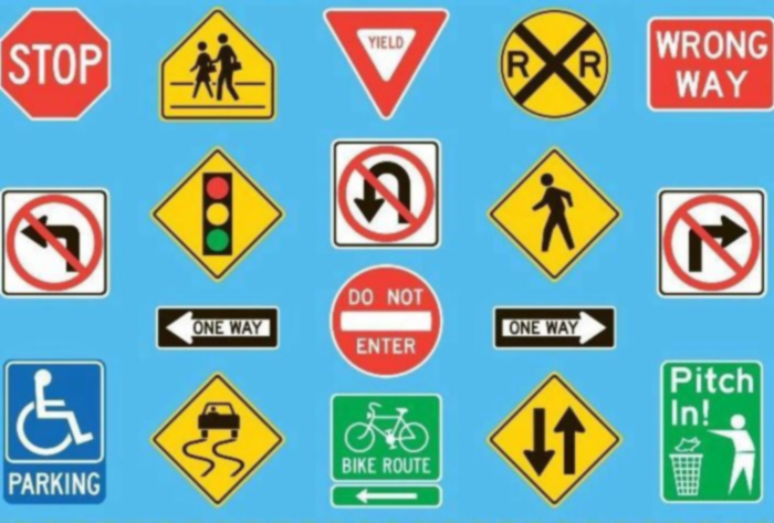 Signs to pay attention to!