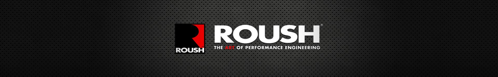 ROUSH PERFORMANCE PARTS logo