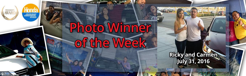Photo Winner of the Week