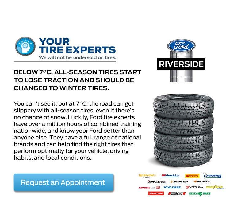 Riverside Ford Sales - Tire Expert