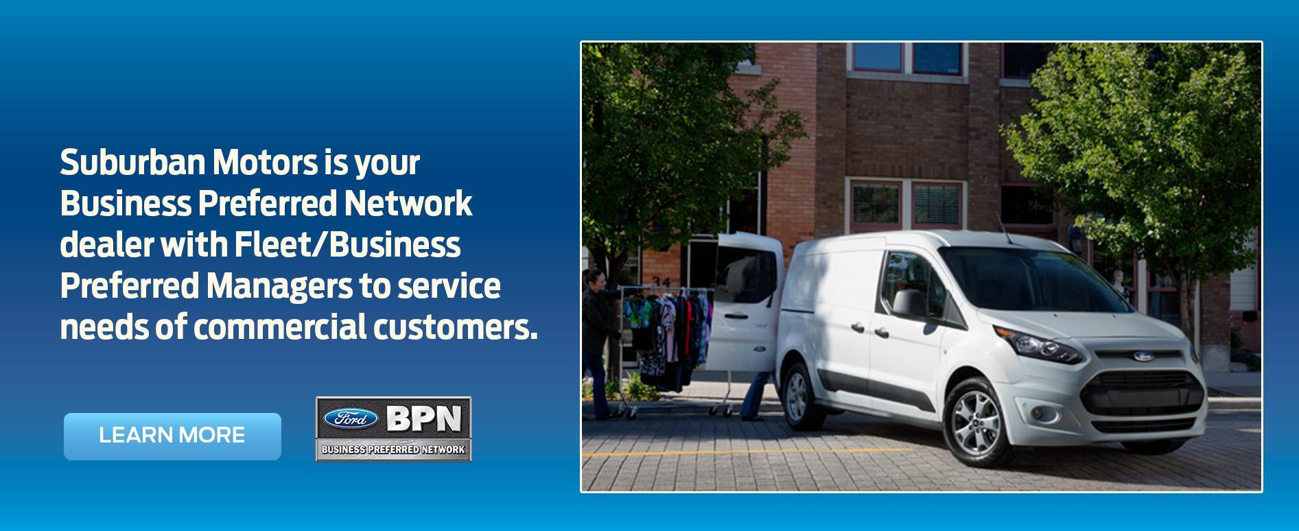 Suburban Motors BPN