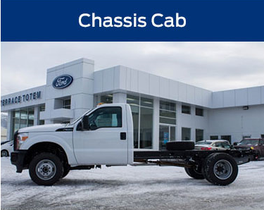 Small Business and Commercial Chassis Cab at Terrace Totem Ford and Snow Valley Ford