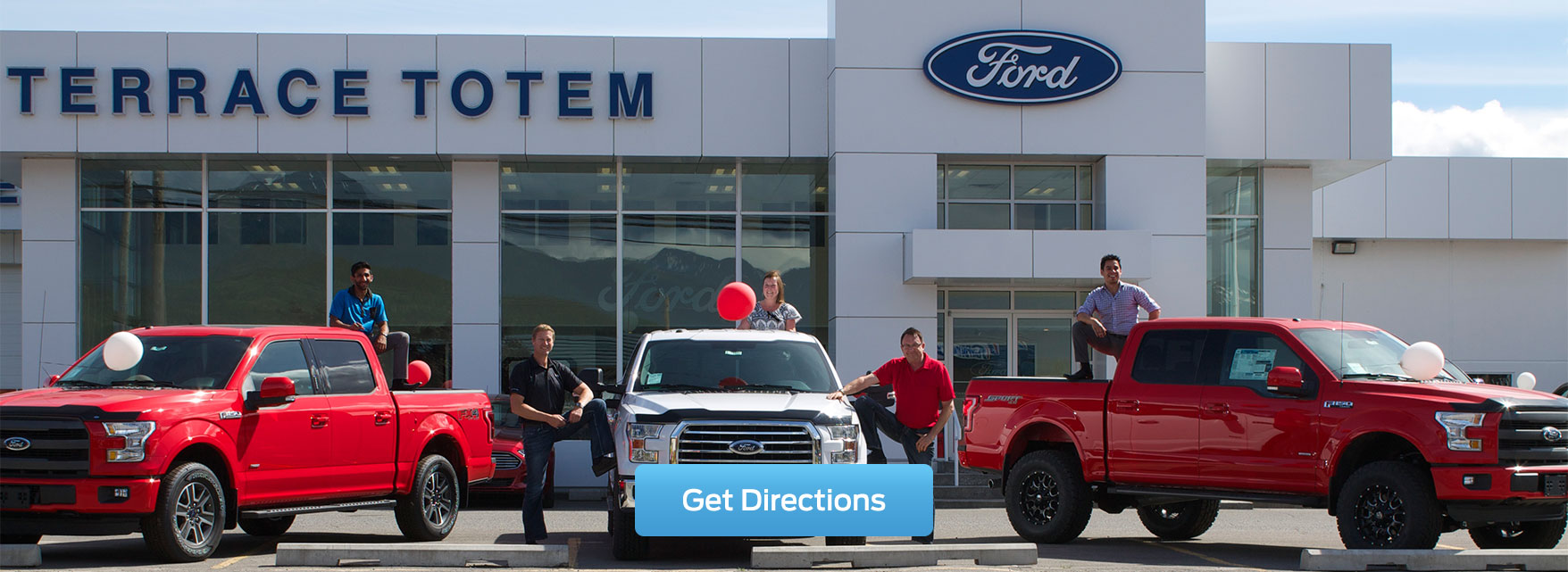 Welcome to Terrace Totem Ford!