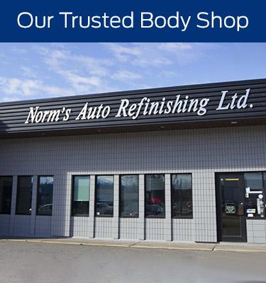 Norm's Auto Refinishing