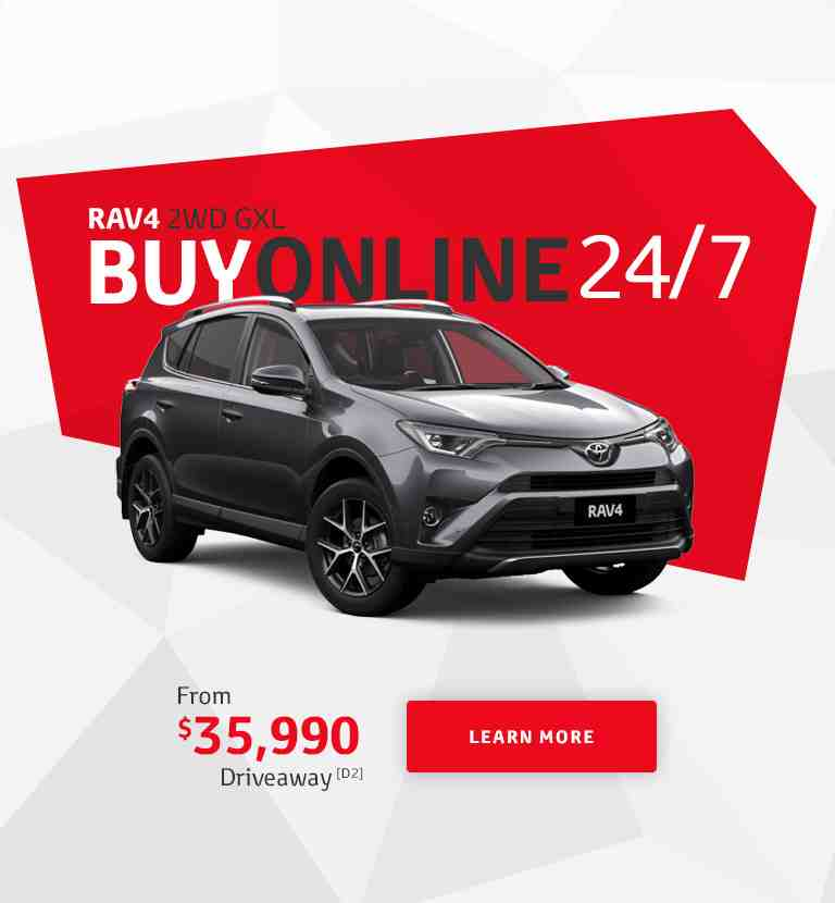 Rav4 Order and Collect