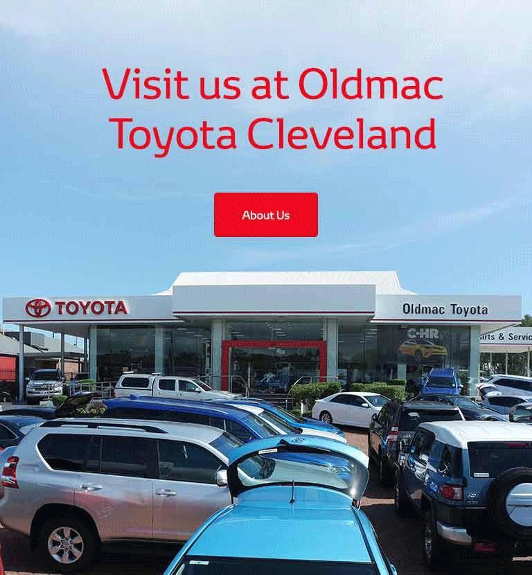 Oldmac Toyota Cleveland
