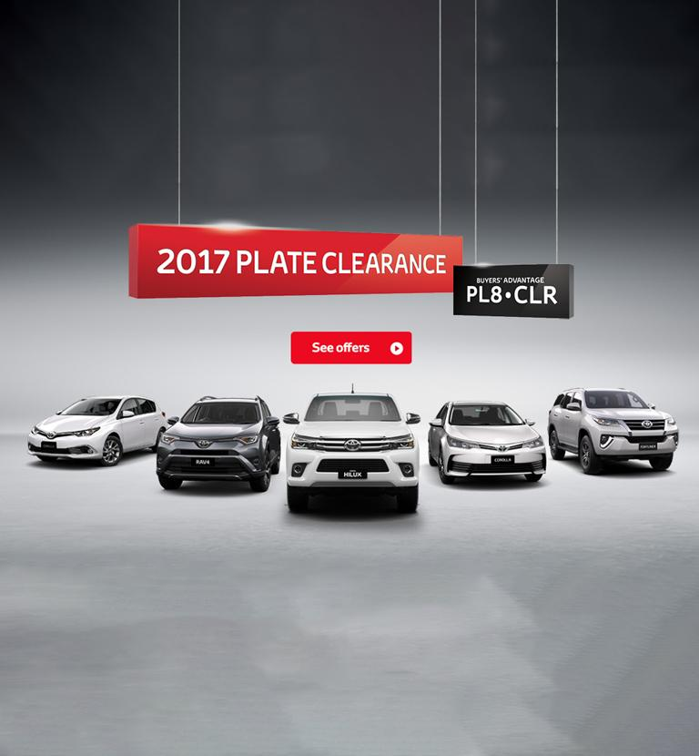 Clearance 2017