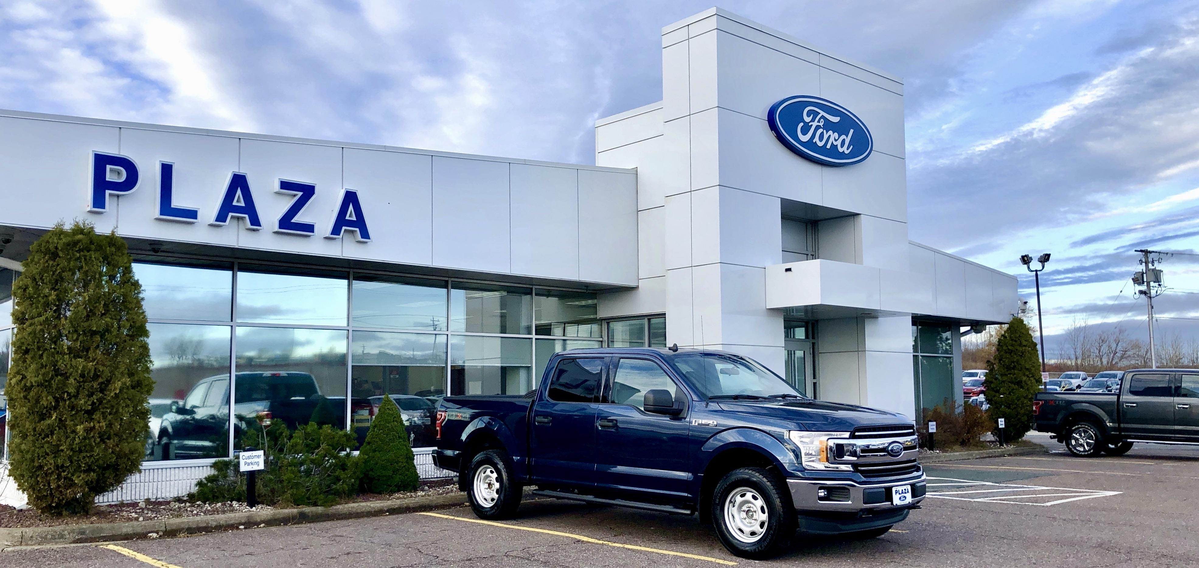 Plaza Ford Sales Limited