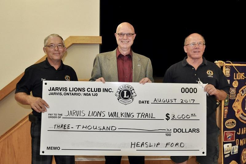 Ford Community & Events Jarvis Lions Club