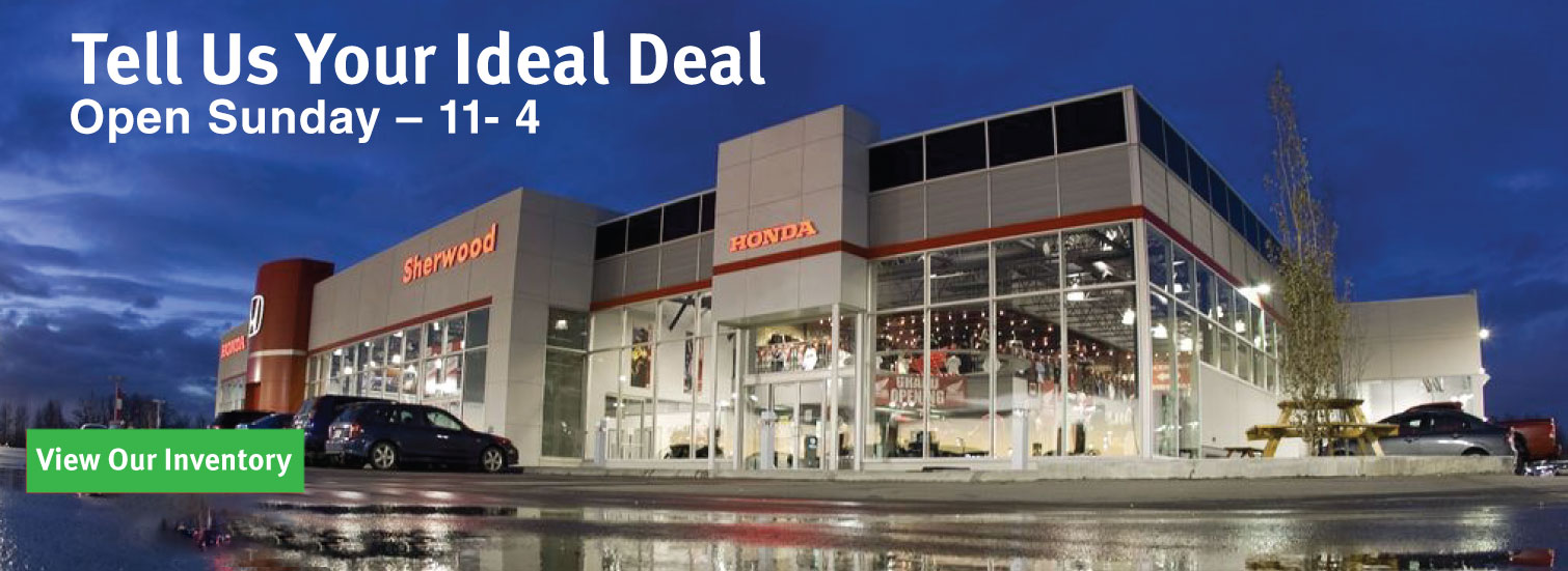 Tell Us Your Ideal Deal
