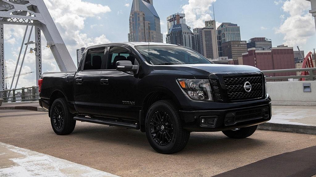 2018 Midnight Edition Trucks