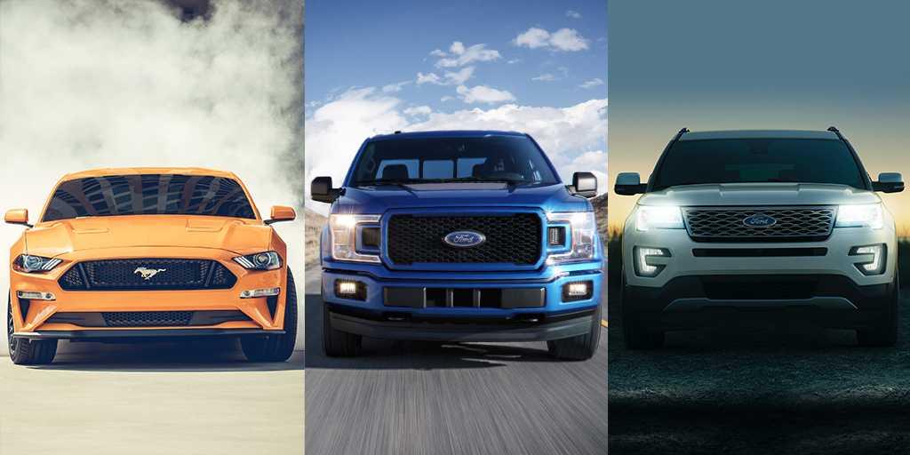 Explorer révisé, Mustang hybride, Ford reverra ses modèles