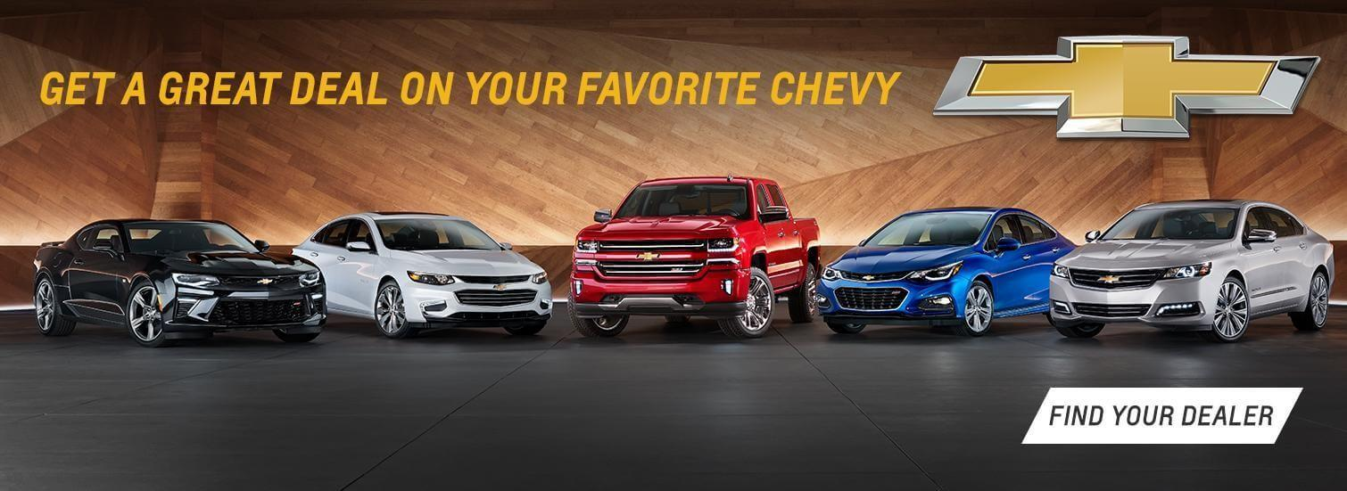 Chevy Dealerships in Fort Wayne | Northeast Indiana and Ohio Chevy