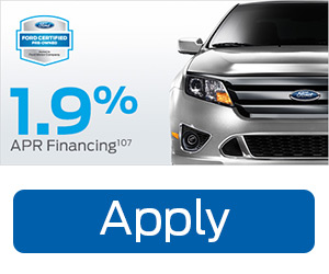 Ford Credit Application
