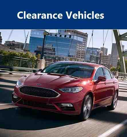 Clearance Deals at Royal Ford in Yorkton SK