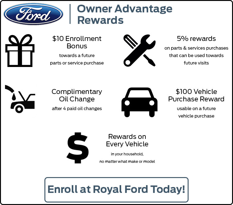 Owner's Advantage Rewards