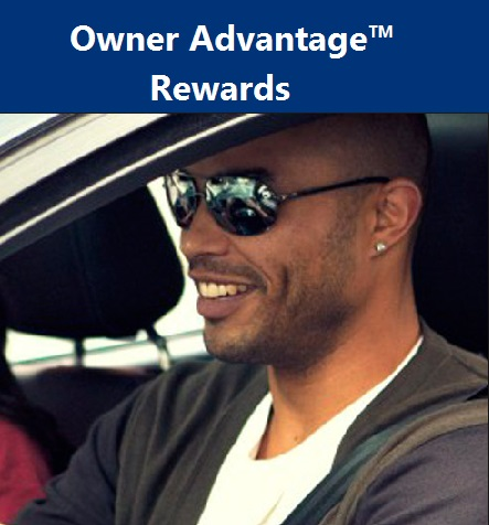 Owner Advantage Rewards at Royal Ford in Yorkton SK