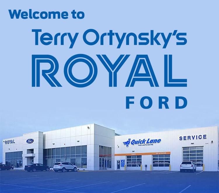 Dealership Photo of Royal Ford in Yorkton, SK