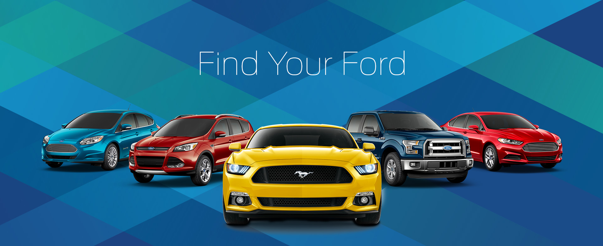Find Your Ford
